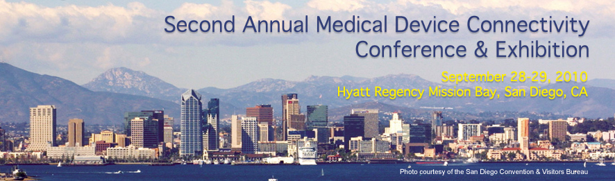 Second Annual Medical Device Connectivity Conference & Exhibition